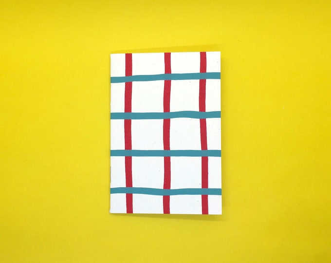 Gridded Notebook