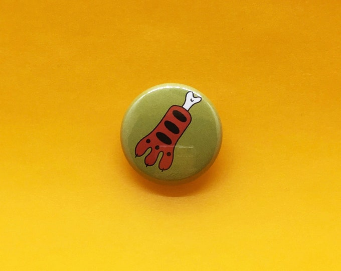 Tiger Claw Pin