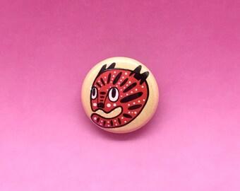 Sup Cat Pin