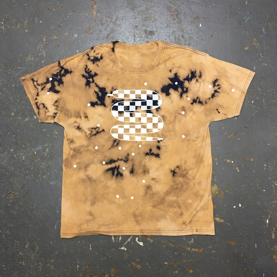 Polka Dot Snake Shirt