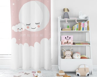 Kids Room Curtains | Curtains Mockup | Photoshop Kids Room Curtains Mockup  | Nursery Curtains Photoshop Mockup | Custom Curtains