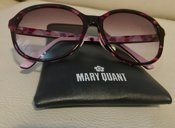 Lovely Original Mary Quant vintage sunglasses