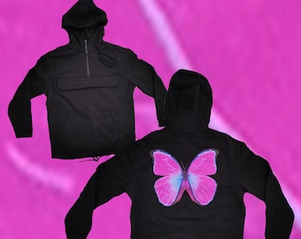 Butterfly Hoodie - LIMITED EDITION