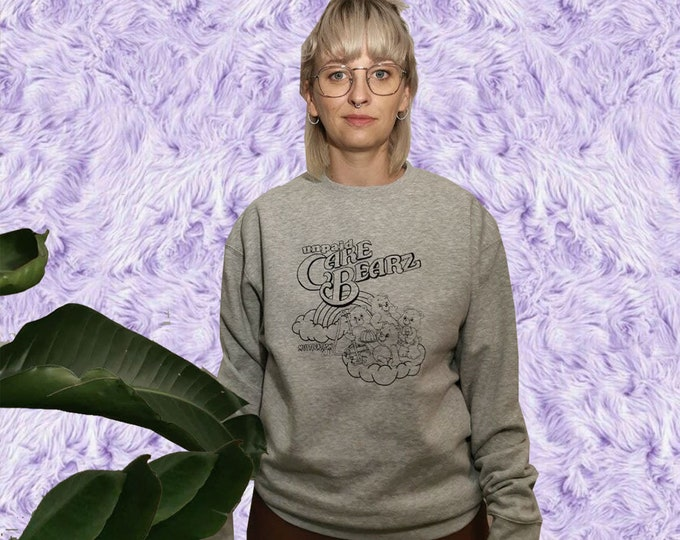 Unpaid Care Bearz Sweater