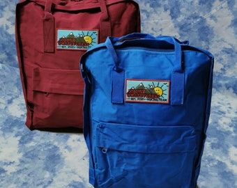 Mount Whateverest - Backpack Hiking Bag