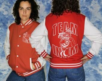 TEAM INTIM - College Jacket