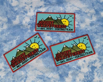 Mount Whateverest - Patch