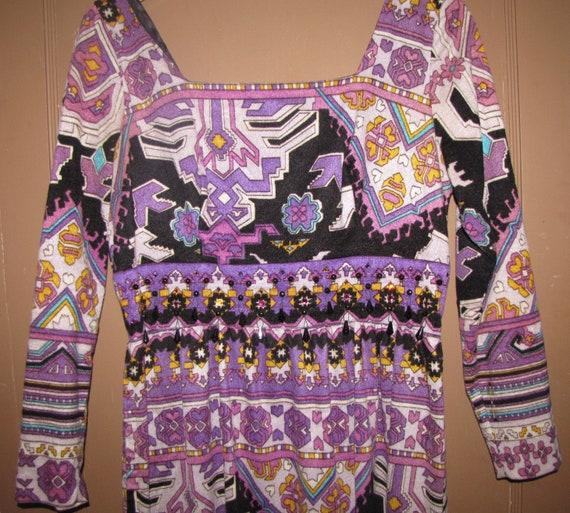 Ultimate Vintage Boho Party Dress