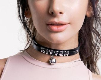 Custom bdsm collar,Bondage collar,Day collar bdsm,Collar bdsm choker,Bdsm slave collar,Leather collar bdsm,Black bdsm collar,Mature