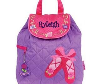 6776fef0b0 Ballerina backpack
