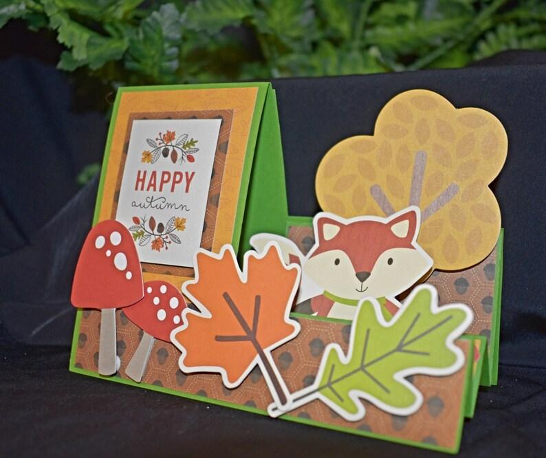 Handmade Greeting Card  Handmade Card  Blank Greeting Card  image 0