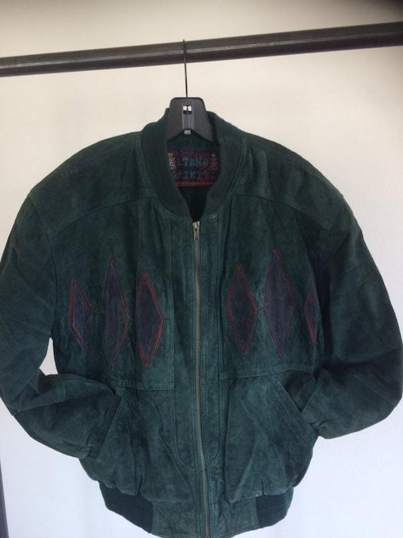 80's Bomber Jacket