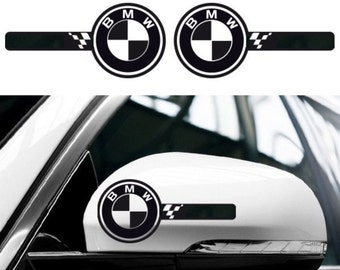 Bmw Keys Keyring Fob Decal Sticker Wrap Carbon Fiber
