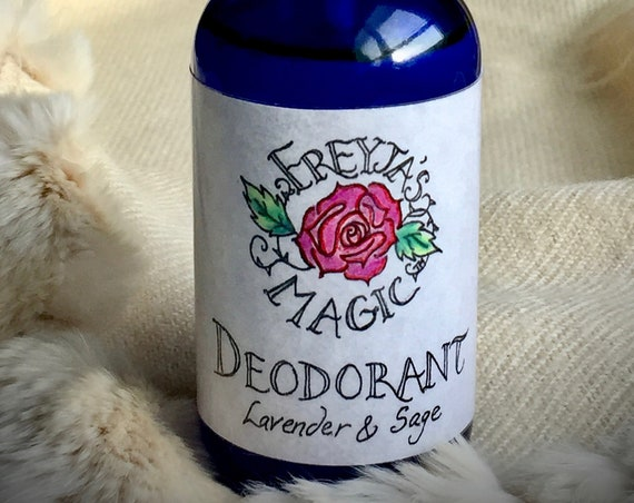 Lavender Sage Aroma Mist | Space Clearing, Refreshing, Purifying