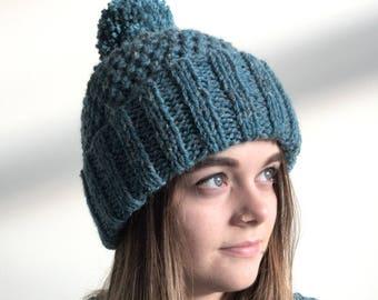 READY KNIT - Lorna Hat - s/m - chunky/bulky