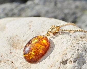 20*48mm,Baltic amber pendant,amber cognac pendant,amber,pendant,silver,gold,pendants,silver pendants,gem,Baltic cognac,drop,teardrop,