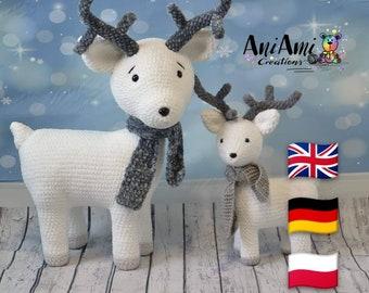 BiGG Reindeer crochet pattern