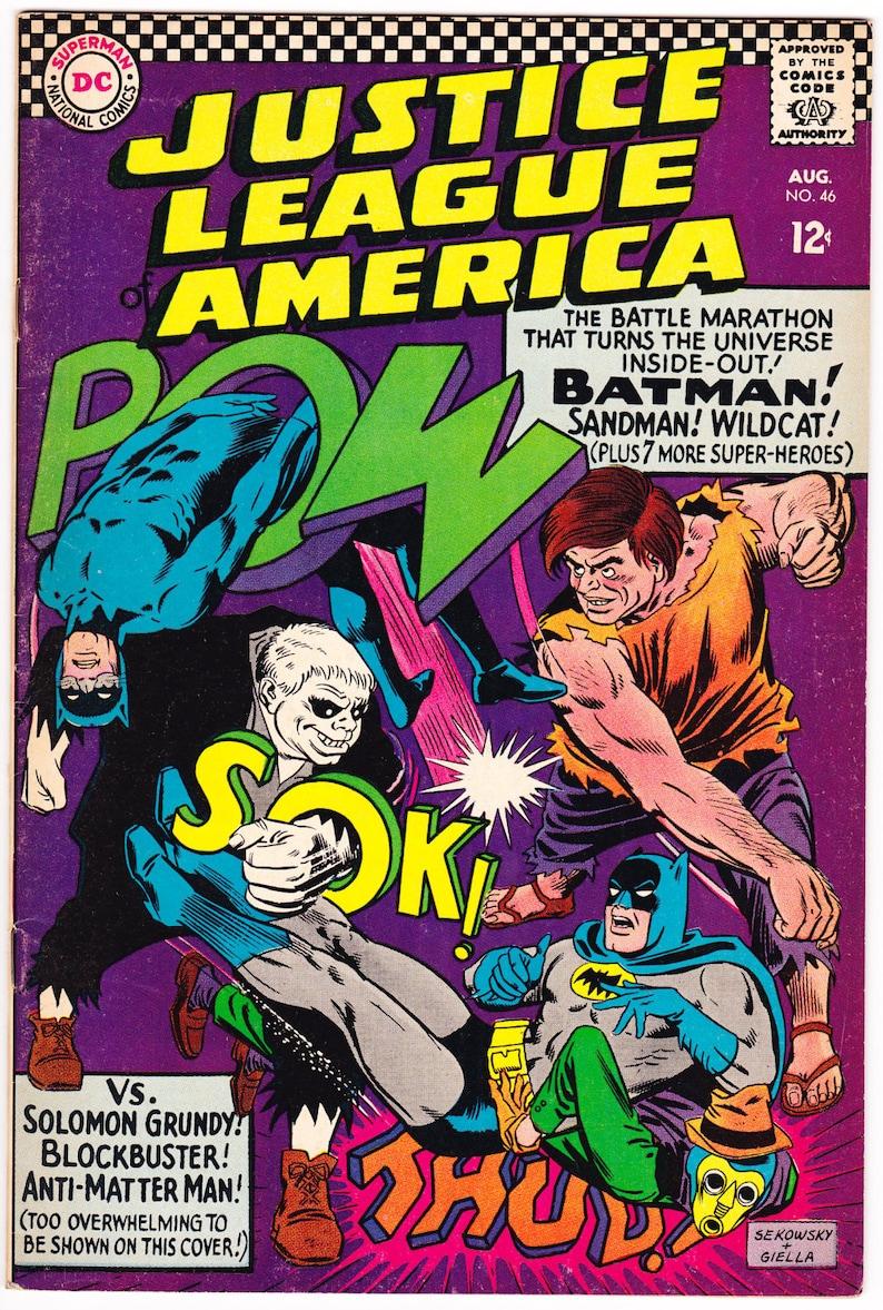 Sandman Comic Book