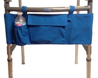 Walker Tote, Walker Bag, Walker Accessory Bag, Organizer Tote, Walker Bag Organizer, Messenger Bag,Walker Accessory, Gift WT511