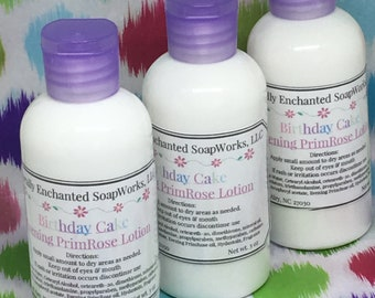 Birthday Cake Lotion Scented Hand Body Luxury Trave