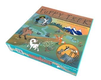 Puppy Trek - Family Board Game