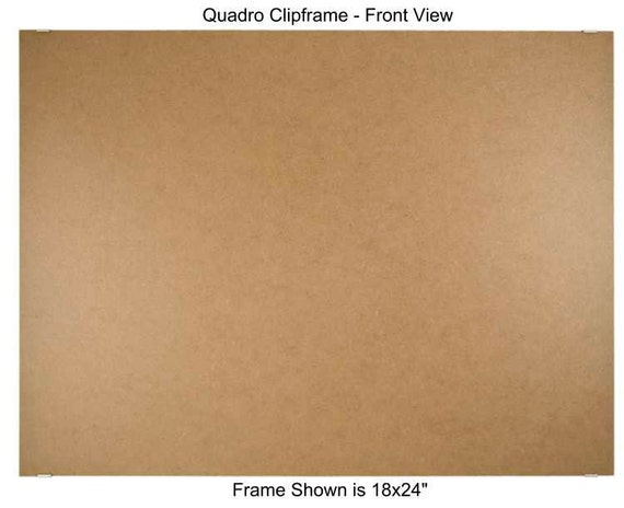24x36 Inch Clip Frames Etsy
