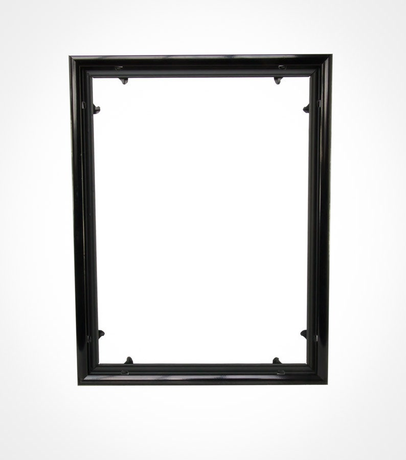 Quadro Frames 12x17 inch Picture Frame Style P375  3/8 inch image 1