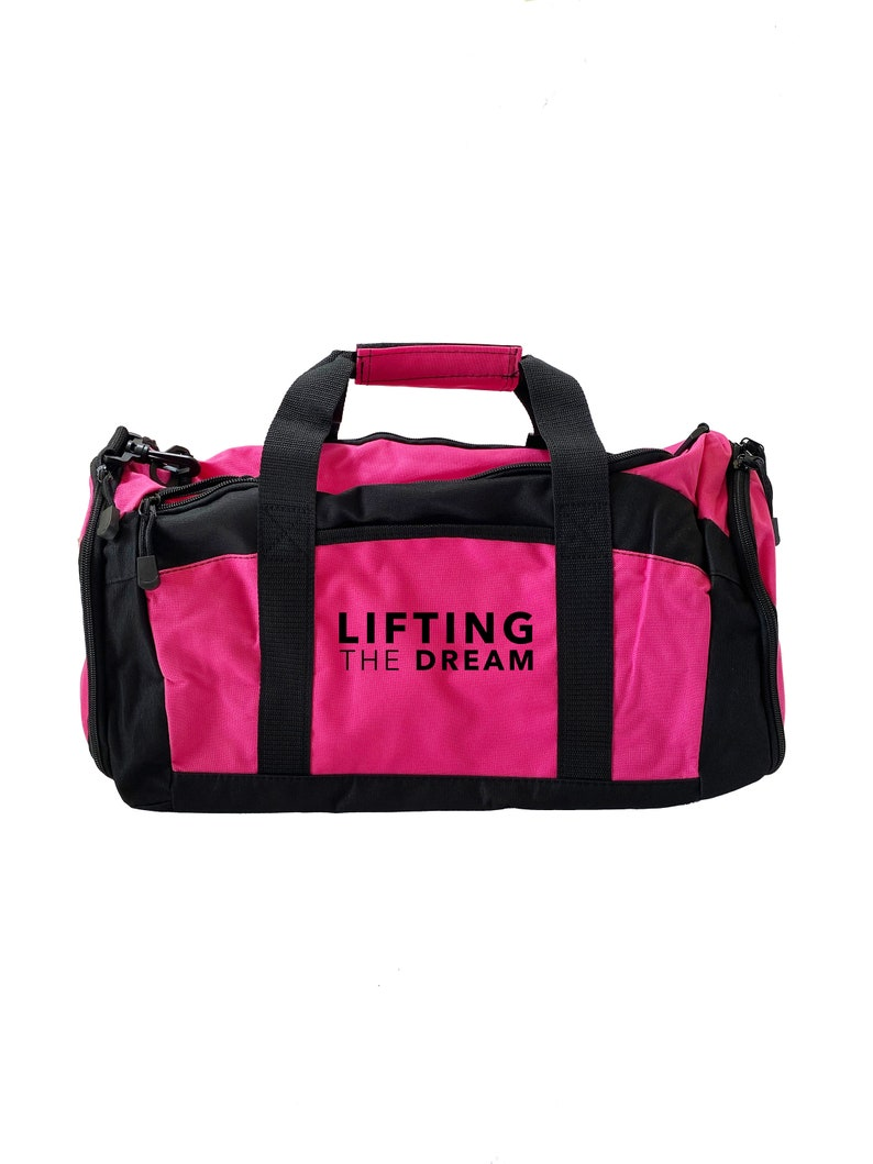 Personalized Box Bag Valentines Gift Weightlifting Gym Bag Duffel Bag Gym Fitness Duffle Bag Gym Bag Personalized Gym Bag