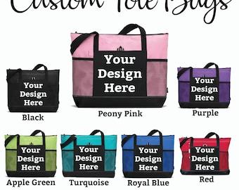 Custom tote bag  2a8488da52a69