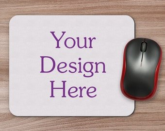 Custom Personalized Photo Mouse Pad