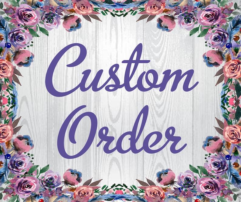 3 Custom Decals image 0
