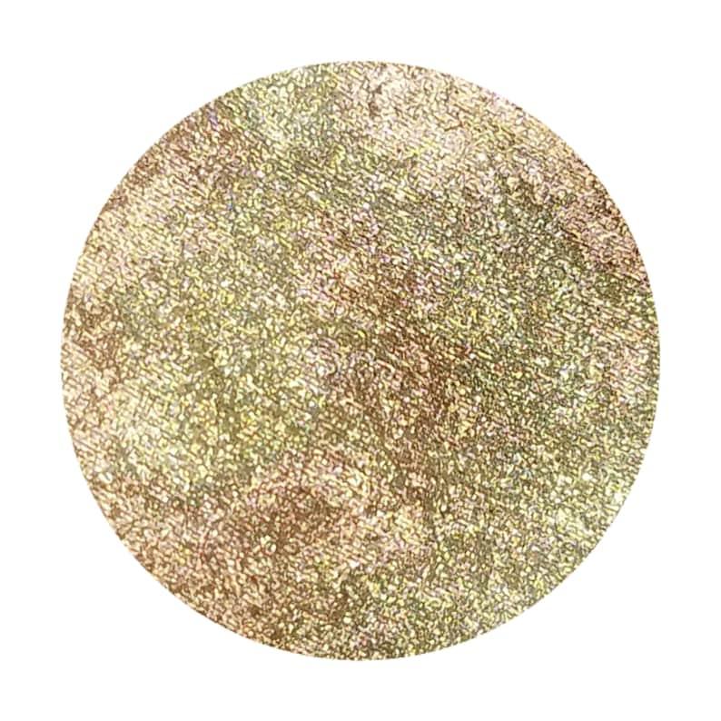 820c8ad579f83 OMBRE KALEIDOSCOPE Tie Dye Pastel Gold/Orange Marble Highlighter.
