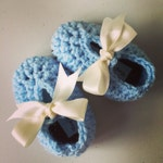 Baby Boy Perfect Booties