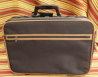 Black Antler Travel Suitcase plus keys