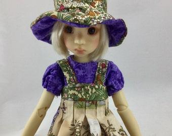 Kaye wiggs 45cm fairy pinafore set