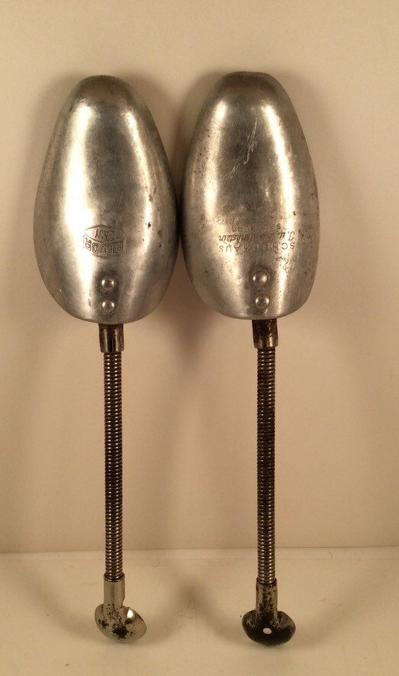 Pedor Lady Metal Shoe Trees Pair of 2 Schuhhaus Denkstein  732e1ef64