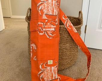 Yoga Mat Bag - Black - Yoga Mat Carrier - Yoga Sling - Yoga - Gift For Yoga Lover - Mat Bag - Yoga Mat Bag - Yoga Bag