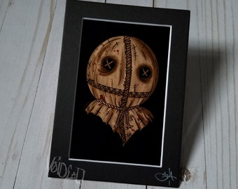 Trick R Treat Print By VOIDEaD