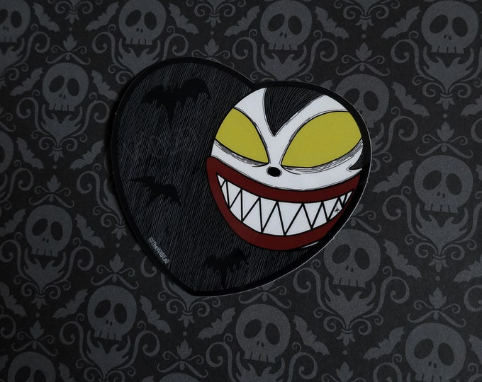 Featured listing image: Nightmare Toy Sticker By VOIDEaD