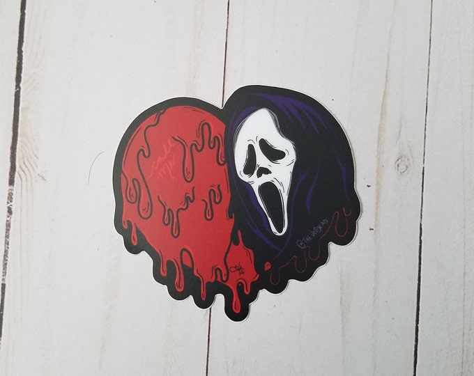 Featured listing image: Call me Sticker By VOIDEaD