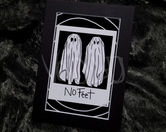 No Feet Print By VOIDEaD