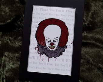 You'll Float Too Print By VOIDEaD