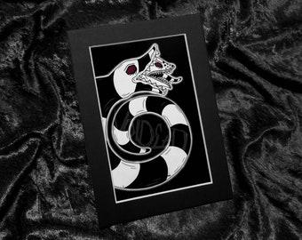 Sandworm Print By VOIDEaD