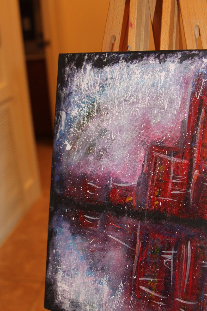 Abstract Art Abstract Painting Original Abstract painting image 0