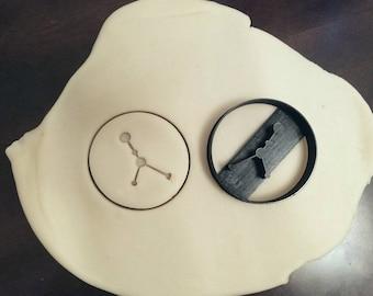 Zodiac Constellation Cookie Cutters - Single