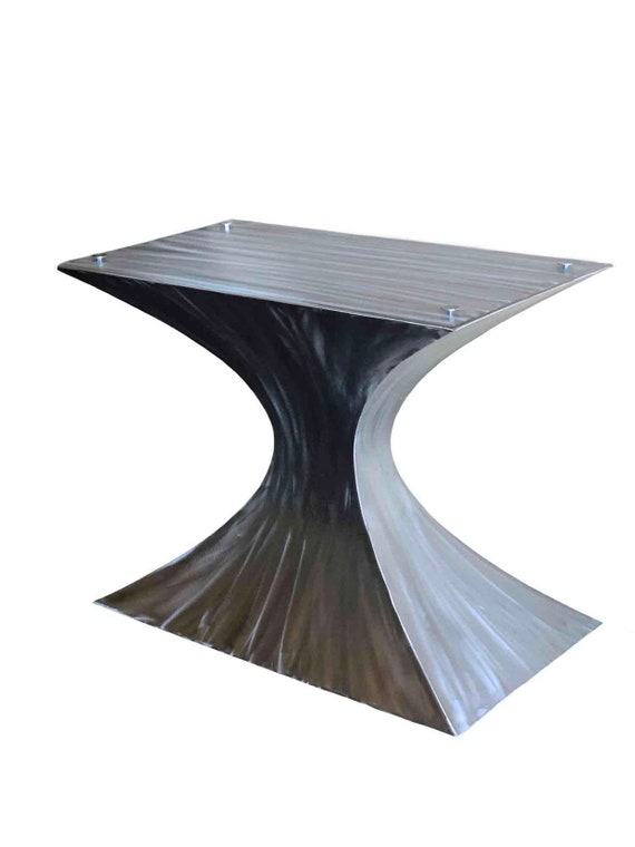 Pedestal Table Base for dining room table, kitchen table, side table,  console table and more