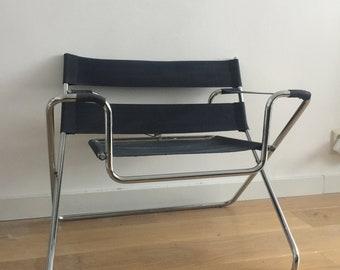 Marcel Breuer Stoel : Breuer lounge stol wassily stil chair design lounge stol