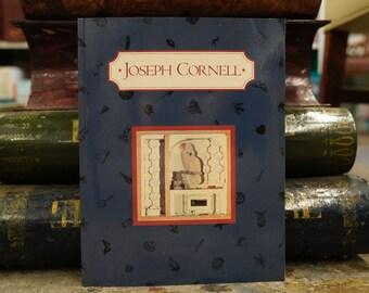 """JOSEPH CORNELL The Gift 23.5/"""" x 18.25/"""" Poster 1989 Contemporary Multicolor,"""