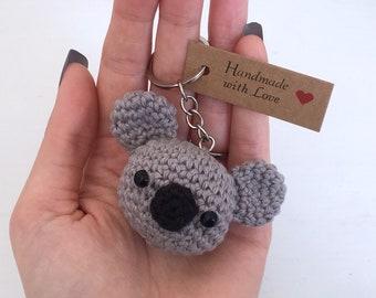 Crochet Pattern Darling Duck Head NO SEW Amigurumi Keychain | Etsy | 270x340