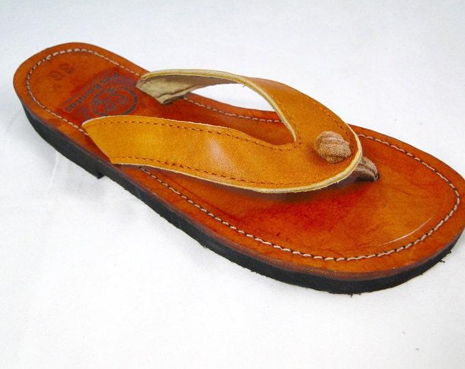 Handmade Genuine Leather Sandals for Women